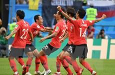 15 bàn thắng quan trọng nhất của vòng bảng World Cup 2018