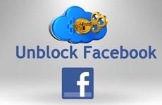 """Facebook thông báo người dùng lỗi phần mềm tự động """"bỏ chặn"""""""
