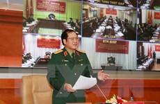 Thông tin tướng Phương Minh Hòa đã bị bắt là chưa chính xác