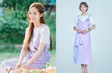 """Khám phá tủ đồ đẹp mê ly của """"thư ký Kim"""" Park Min Young"""