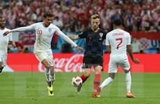 World Cup 2018: Croatia và bài toán thể lực trước trận gặp Pháp