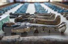 [Video] Ai Cập phát hiện thêm một xưởng xác ướp hơn 2000 năm