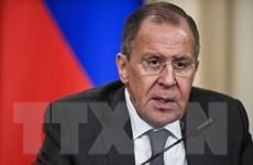 Ngoại trưởng Nga không thăm Hy Lạp vì căng thẳng ngoại giao