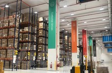 Singapore khai thác trung tâm dịch vụ hậu cần trị giá 167 triệu USD