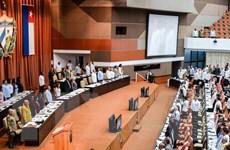 Quốc hội Cuba thông qua đề xuất thành viên Hội đồng Bộ trưởng mới