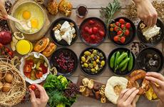 Hàm lượng thực phẩm mỗi ngày để đủ chất dinh dưỡng cần thiết