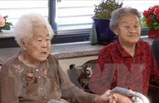 """Hàn Quốc lập quỹ 9 triệu USD hỗ trợ """"phụ nữ mua vui"""" còn sống"""