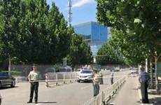 """Bộ Ngoại giao Trung Quốc: Vụ nổ gần Đại sứ quán Mỹ là """"sự cố đơn lẻ"""""""