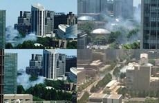 Tin trái chiều về nguyên nhân vụ nổ ngoài sứ quán Mỹ tại Bắc Kinh