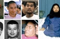 Nhật chưa xem xét bỏ án tử hình sau vụ xử tử thành viên AUM