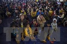 Tập đoàn SK Hàn Quốc hỗ trợ Lào 10 triệu USD khắc phục vụ vỡ đập