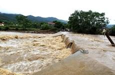 Đợt mưa lớn ở Bắc Bộ, Thanh Hóa có thể kéo dài đến đầu tháng 8