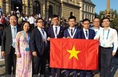 [Video] Việt Nam đạt thành tích xuất sắc tại Olympic Hóa học, Vật lý