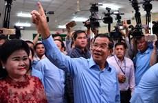 [Video] Bầu cử Campuchia: Đảng Nhân dân Campuchia giành số phiếu cao