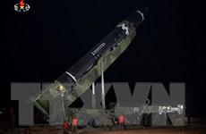Hàn Quốc vẫn theo dõi chặt chẽ chương trình tên lửa Triều Tiên