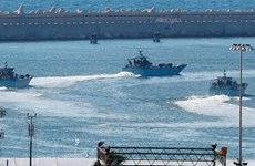 Na Uy yêu cầu Israel giải thích việc bắt giữ tàu cá tại Gaza