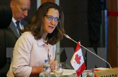 Ngoại trưởng Canada khẳng định mong muốn tăng quan hệ với ASEAN