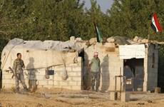 Nga: Lực lượng nước ngoài sẽ không có mặt tại biên giới Syria-Israel
