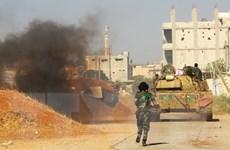 Quân đội Syria tăng cường các cuộc tấn công truy quét IS