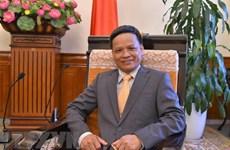 Đại diện Việt Nam được bầu làm Phó Chủ tịch Ủy ban Luật pháp quốc tế