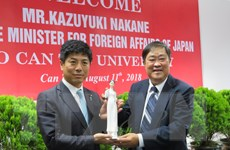 Nhật Bản cam kết hỗ trợ Đại học Cần Thơ đạt chuẩn quốc tế vào 2022