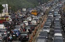 ASIAD 2018: Bất ngờ và thích thú với văn hóa giao thông ở Indonesia