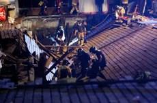 Hơn 260 người bị thương do sập sàn gỗ tại lễ hội âm nhạc Tây Ban Nha