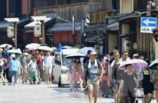 Nhật Bản kiểm tra mức độ hiệu quả chống nắng nóng cho Olympic 2020