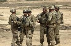 Mỹ bắt đầu xây dựng căn cứ không quân mới ở Đông Bắc Syria