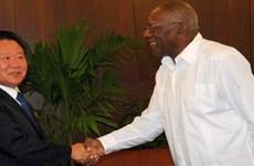 Lãnh đạo Cuba-Triều Tiên thảo luận những vấn đề song phương, quốc tế