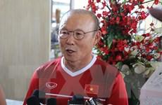 HLV Park Hang Seo: Việt Nam chuẩn bị như chơi trận chung kết với Nhật