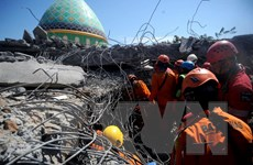 Các nhà khoa học lý giải về trận động đất lớn tại Indonesia