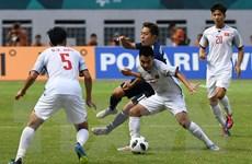 ASIAD 2018: Olympic Việt Nam sẽ gặp đội tuyển Bahrain tại vòng 1/8
