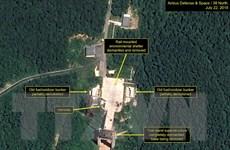 Trang 38 North: Triều Tiên có thể đã ngừng phá hủy bãi thử tên lửa