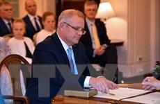Tân Thủ tướng Australia công bố danh sách 22 bộ trưởng mới
