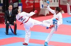 ASIAD 2018: Đội tuyển Karate Việt Nam tan giấc mơ huy chương vàng