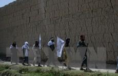 Một máy bay nước ngoài không kích, tiêu diệt nhiều phiến quân Taliban