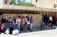 EU không đồng ý với Nga để người tị nạn Syria trở về quê hương