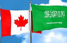 Chính phủ Saudi Arabia chủ động hạ nhiệt căng thẳng với Canada