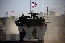 Mỹ-Thổ Nhĩ Kỳ tuần tra chung ở Syria để tăng cường an ninh