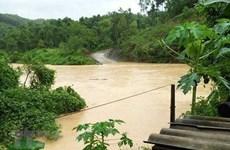Miền Bắc mưa rất to tiếp tục kéo dài hết 31/8, Hà Nội mưa kèm dông, tố