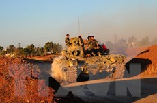 Quân đội Syria chuẩn bị cuộc tấn công theo từng giai đoạn ở Idlib