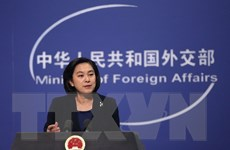 Trung Quốc lên án cáo buộc làm quan hệ Mỹ-Triều khó khăn hơn