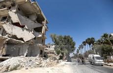 Liên hợp quốc cảnh báo nguy cơ sử dụng vũ khí hóa học tại Idlib