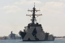 """""""Mỹ có thể phát triển năng lực quân sự tấn công Syria trong một ngày"""""""