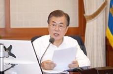 Tổng thống Hàn Quốc Moon Jae-in thực hiện cuộc cải tổ nội các đầu tiên