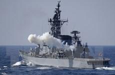 Nhật-Trung tham gia tập trận hải quân lớn nhất của Australia