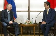 Thủ tướng Nhật Bản sắp có cuộc gặp song phương với Tổng thống Nga