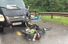Hưng Yên: Ba vụ tai nạn xảy ra trong vòng nửa ngày, 2 người tử vong