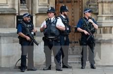 Cảnh sát Anh bắt giữ 3 đối tượng tình nghi tiếp tay cho khủng bố